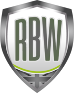 rbw electric cars logo