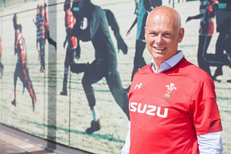 Welshman takes Leadership Role at Twickenham