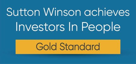 'Investors in People' Gold Standard.